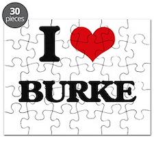I Love Burke Puzzle