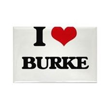 I Love Burke Magnets