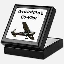 Grandma's copilot Keepsake Box