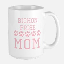 Bichon Frise Mom Mugs