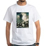 NY Central System White T-Shirt