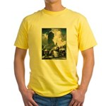 NY Central System Yellow T-Shirt