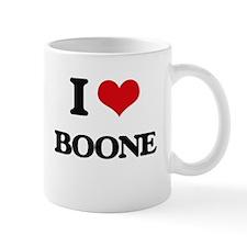 I Love Boone Mugs
