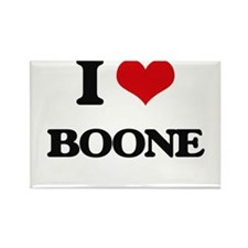 I Love Boone Magnets