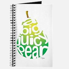 Big Juicy Pear Journal