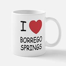 I love Borrego Springs Mug