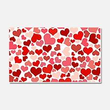 Heart 041 Car Magnet 20 x 12