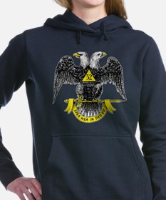 Freemasonry Scottish Rit Women's Hooded Sweatshirt
