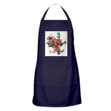 Unique Fine art Apron (dark)
