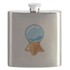CRYSTAL BALL Flask