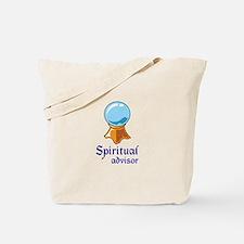 SPIRITUAL ADVISOR Tote Bag