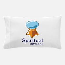 SPIRITUAL ADVISOR Pillow Case