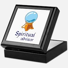SPIRITUAL ADVISOR Keepsake Box