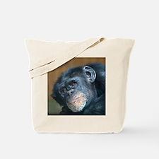 Chimpanzee 0115 Tote Bag
