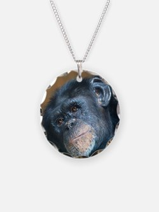 Chimpanzee 0115 Necklace