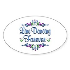 Line Dancing Forever Decal