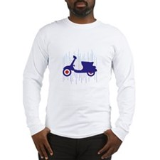 Scooter Long Sleeve T-Shirt