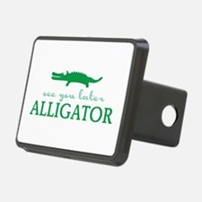 See You Later Alligator Hitch Cover