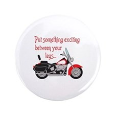 """SOMETHING EXCITING 3.5"""" Button"""