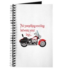 SOMETHING EXCITING Journal