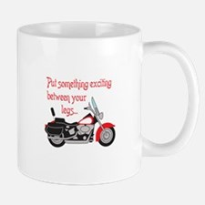 SOMETHING EXCITING Mugs