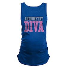 Audiometry DIVA Maternity Tank Top