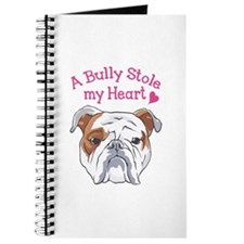 BULLY STOLE MY HEART Journal