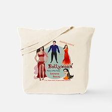 Bollywood Parody Tote Bag