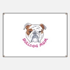 BULLDOG MOM Banner