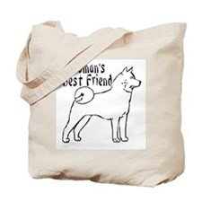 Unique Akita Tote Bag