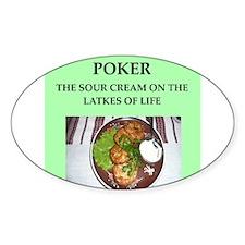 poker Decal