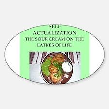 self,actualization Decal