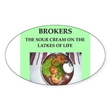 broker Decal