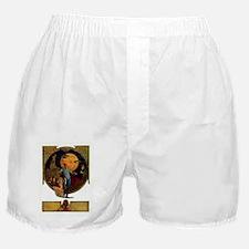 Sci-Fi Hero Boxer Shorts