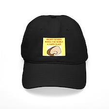 BROWN.png Baseball Hat