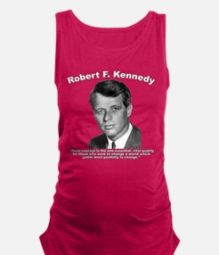 RFK: Courage Maternity Tank Top