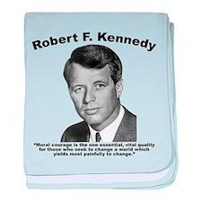 RFK: Courage baby blanket