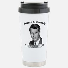 RFK: Courage Stainless Steel Travel Mug
