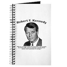 RFK: Courage Journal