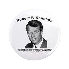 "RFK: Courage 3.5"" Button"