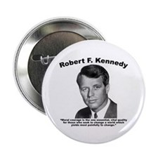 """RFK: Courage 2.25"""" Button (100 pack)"""