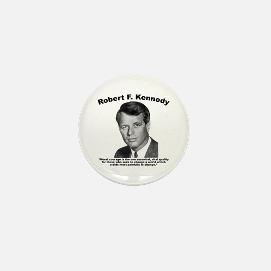 RFK: Courage Mini Button