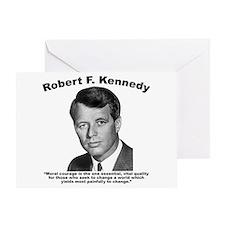 RFK: Courage Greeting Card