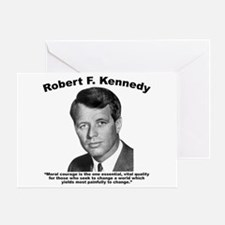 RFK: Courage Greeting Card