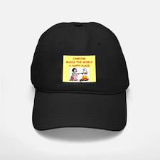 CAMPING.png Baseball Hat