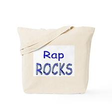 Rap Rocks Tote Bag