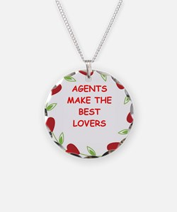 AGENTS.jpg Necklace