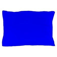 Pillow Case Uni Royal Blue