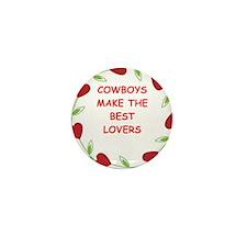 COWBOYS.jpg Mini Button (10 pack)