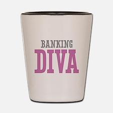Banking DIVA Shot Glass